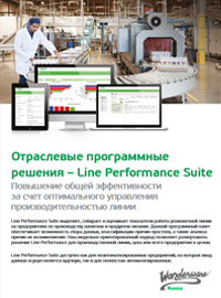 Wonderware Line Performance